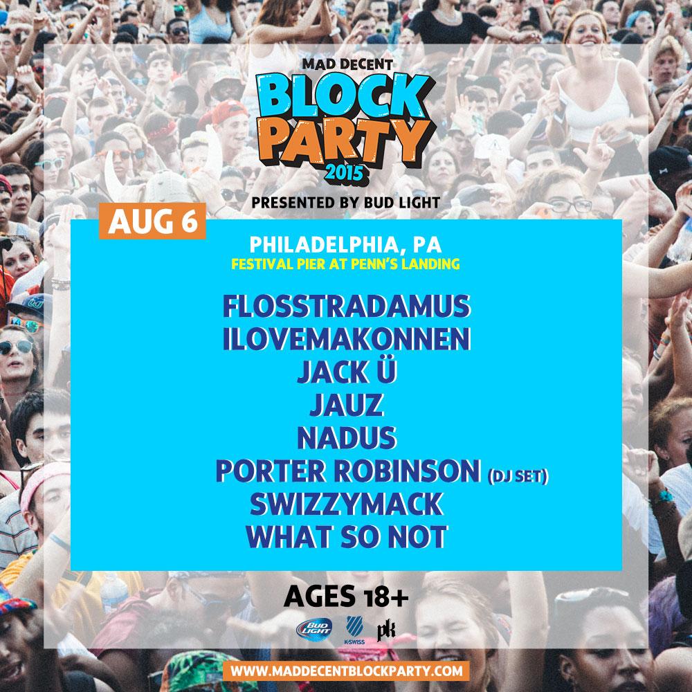 Philadelphia 8.6 - 5.27 Announce