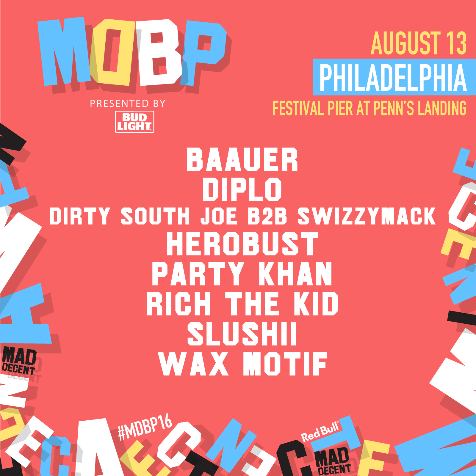 8.13 - Philly MDBP - 7.22 Announce